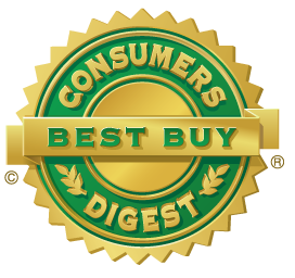 "The Culligan Gold Water Softener Has Been Rated The Consumer's Digest ""Best Buy"" Water Softener Since 2004"